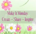 Make It Monday Linky Party