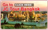 Welcome to JC Tour Bangkok