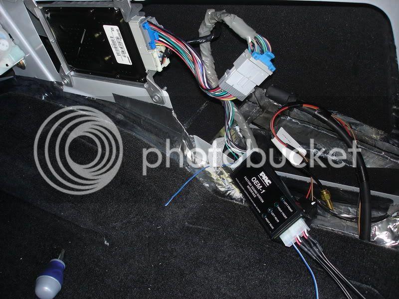 Pac Oem 1 Wiring Diagram