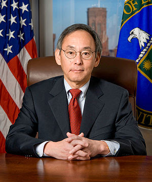 Official portrait of United States Secretary o...