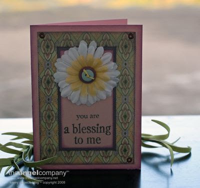 Melanie Card Front