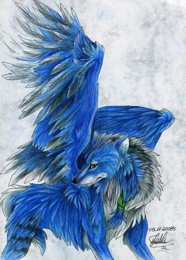 Winged Sigma by SpiritOfTheFire on DeviantArt