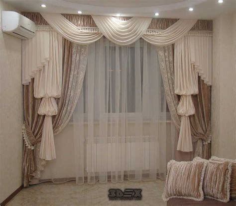 stylish modern living room curtains designs ideas colors