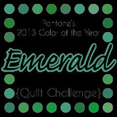 Pantone-2013-Emerald-Quilt-Challenge