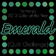 2013 Emerald Quilt Challenge