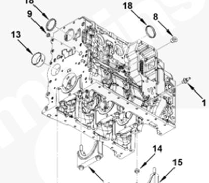 4bta3 9 6bta5 9 6cta8 3 6lta8 9 Cummins Engine Parts