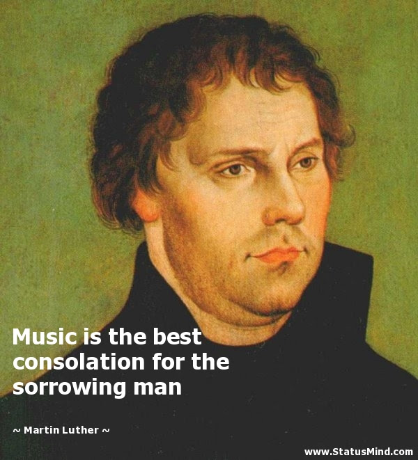 Music Is The Best Consolation For The Sorrowing Statusmindcom