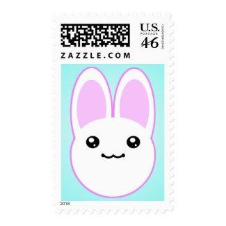 Kawaii Usagi Bunny Custom Postage stamp