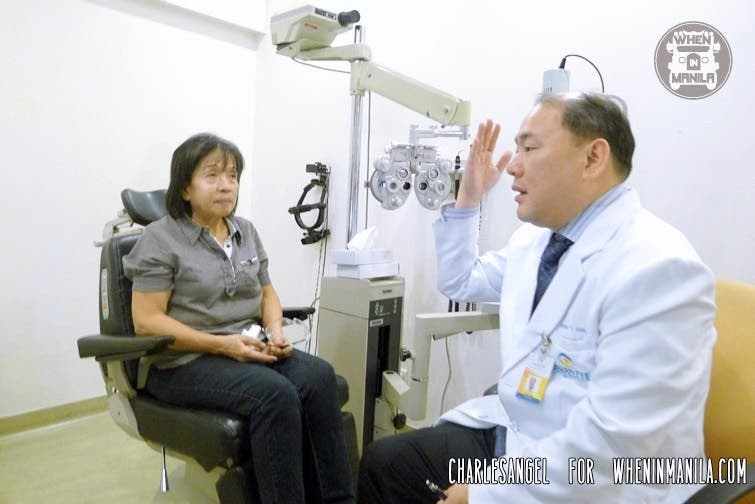 A Safe And Successful Eye Cataract Surgery At The Asian Eye