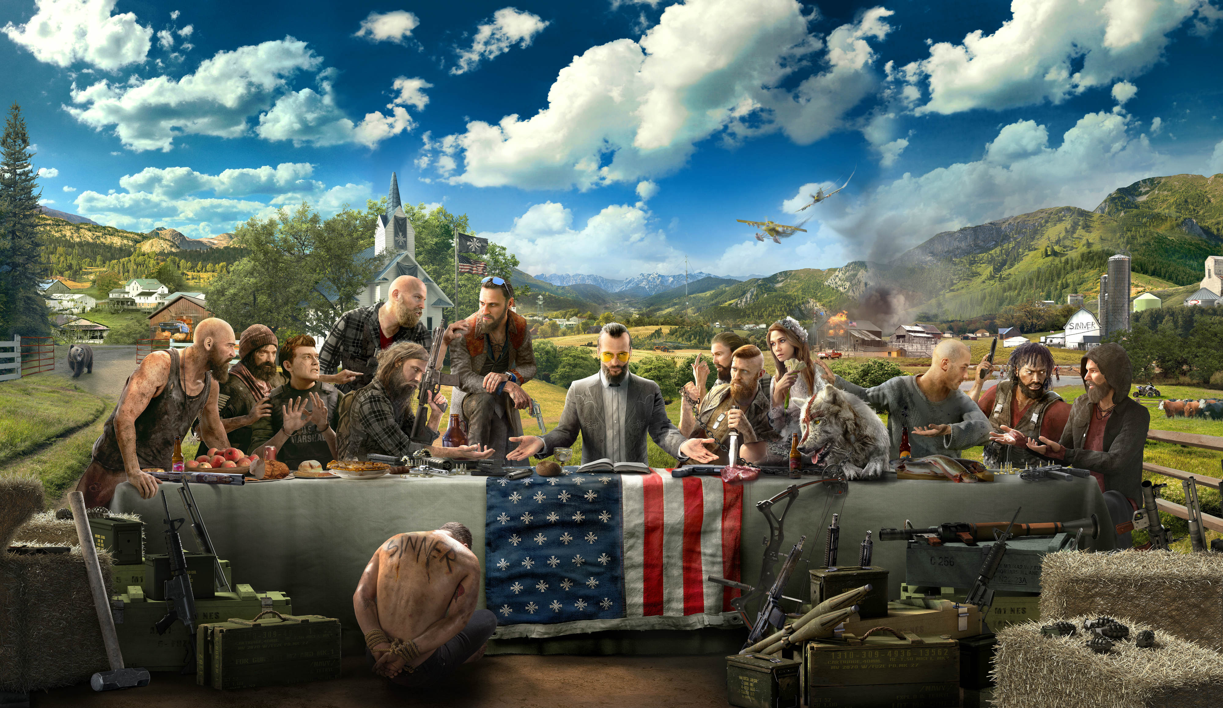 Petition to cancel Far Cry 5 reads a lot like something the game would parody screenshot