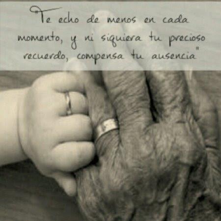 Imagenes Con Frases Te Extrano Abuela Imagenes Bonitas Frases