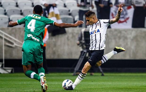Corinthians x Chapecoense (Foto: Agência Estado)