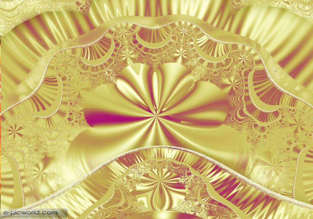 Gold fractal