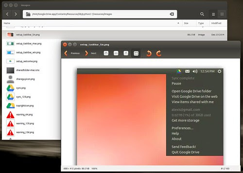 Hivatalos linuxos Google Drive kliens?