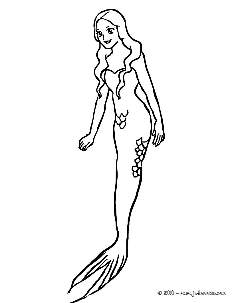 mermaid with very long fins at the end of her tail manga 01 ssx 86l