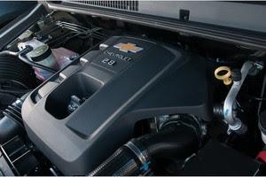 Chevrolet S10 e Trailblazer ganham novo motor 2.8 turbodiesel, agora com 200 cv  (Foto: Divulgação)