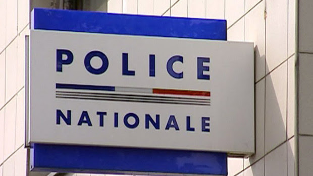 TF1/LCI Police nationale commissariat