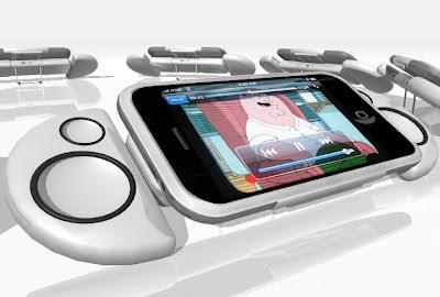 LiveSpeakR, portable speaker system for iPhone