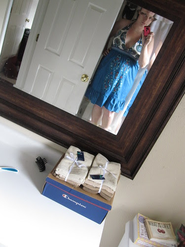 I Can't Decide About This Dress