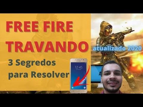 Como Fazer o Free Fire Parar de Travar no Celular Android