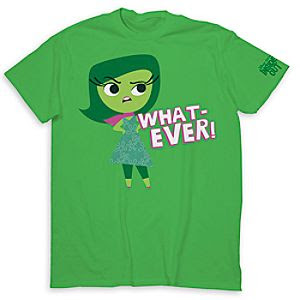 Disgust Tee for Kids - Inside Out - Limited Release