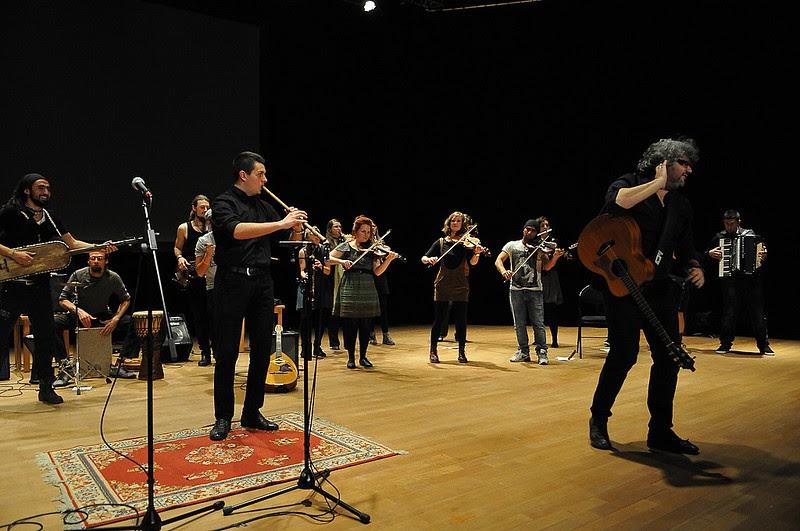 Evry Daily Photo - Concert EthnoFonik Orchestra 2014