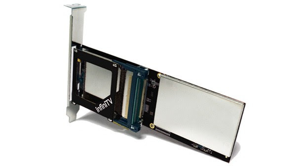 Ceton ships InifiniTV 6 CableCARD tuner in PCIe form