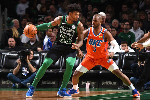 Avatar of Photos: Thunder vs. Celtics - Mar. 8, 2020 | Boston Celtics
