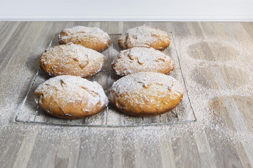 Panera Bread S Pumpkin Muffin Tops Blooming Bites Photography