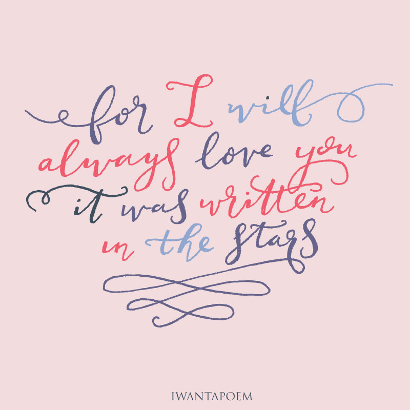 I Will Always Love You Poem Archidev