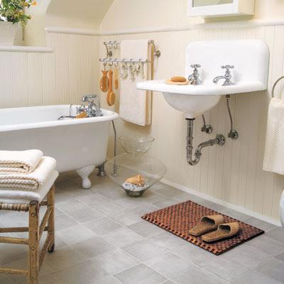 Best Ways To Maintain Bathroom Vinyl Flooring - Every ...