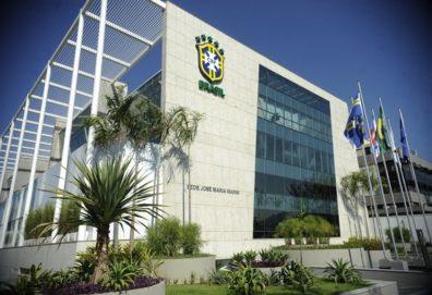 Rio de Janeiro - Fachada da sede da CBF, no Rio de Janeiro. Foto: Agência Brasil