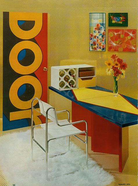 1974 Woman's Day interior 1