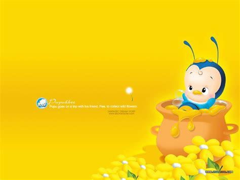 cartoon bees wallpaper cartoon wallpaper