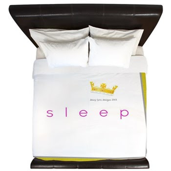 Sleep Majesty King Duvet