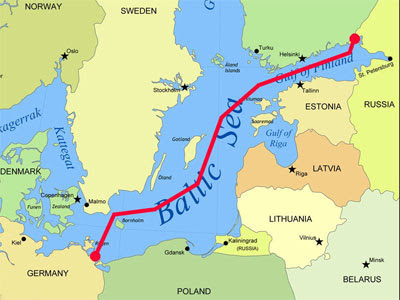 Image result for Germany is the major geopolitical beneficiary of Russland Affare
