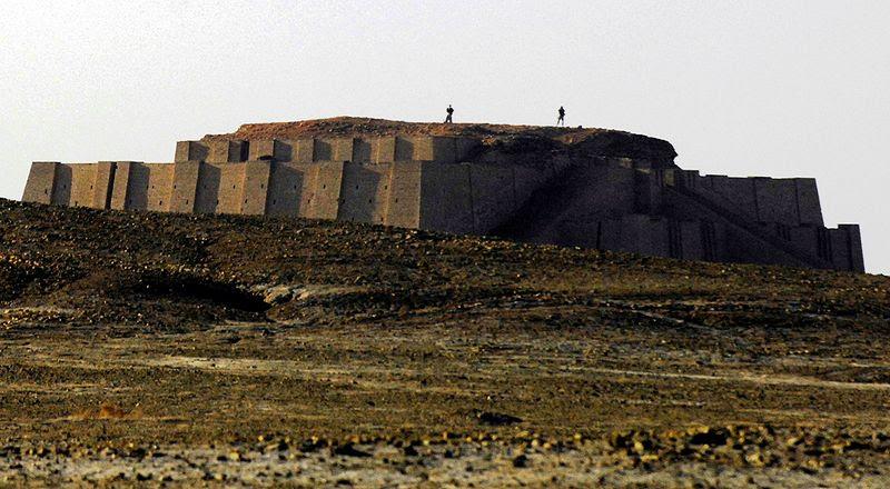 File:Great Ziggurat of Ur.JPG