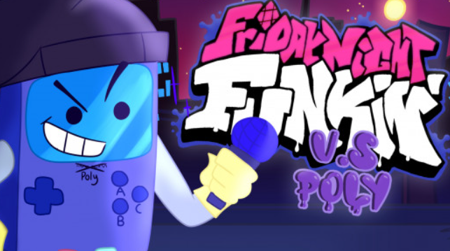 VS Poly FULL WEEK (FNF MOD) - Download (Friday Night Funkin ')
