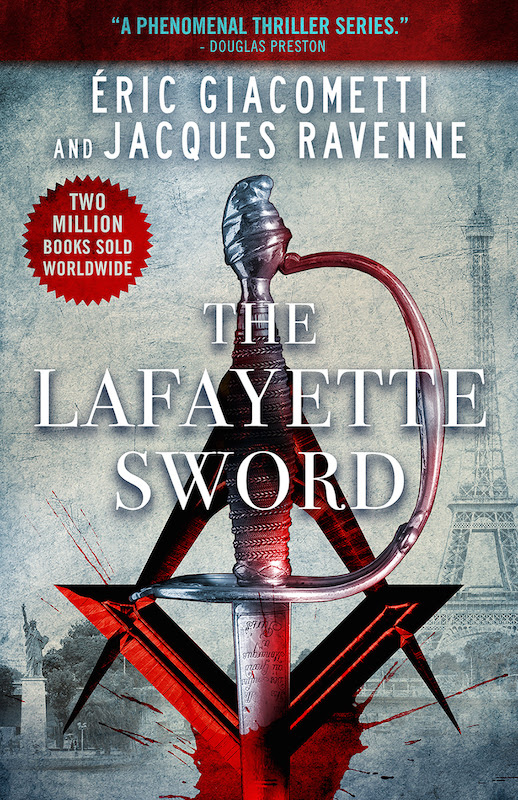 The Lafayette Sword by Eric Giacometti, Jacques Ravenne, Anne Trager