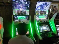 Border Break in random Arcade