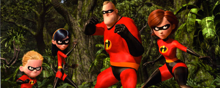 pixar, los increibles, secuela, brad bird, animación, proximamente, secuela