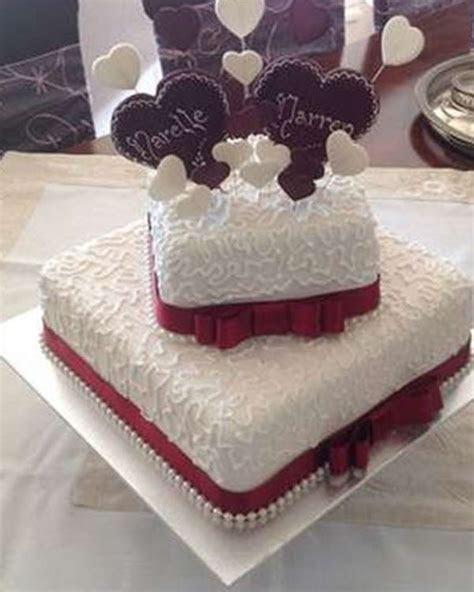 Beautiful Brisbane Weddings   Wedding Cakes The Gap   Easy