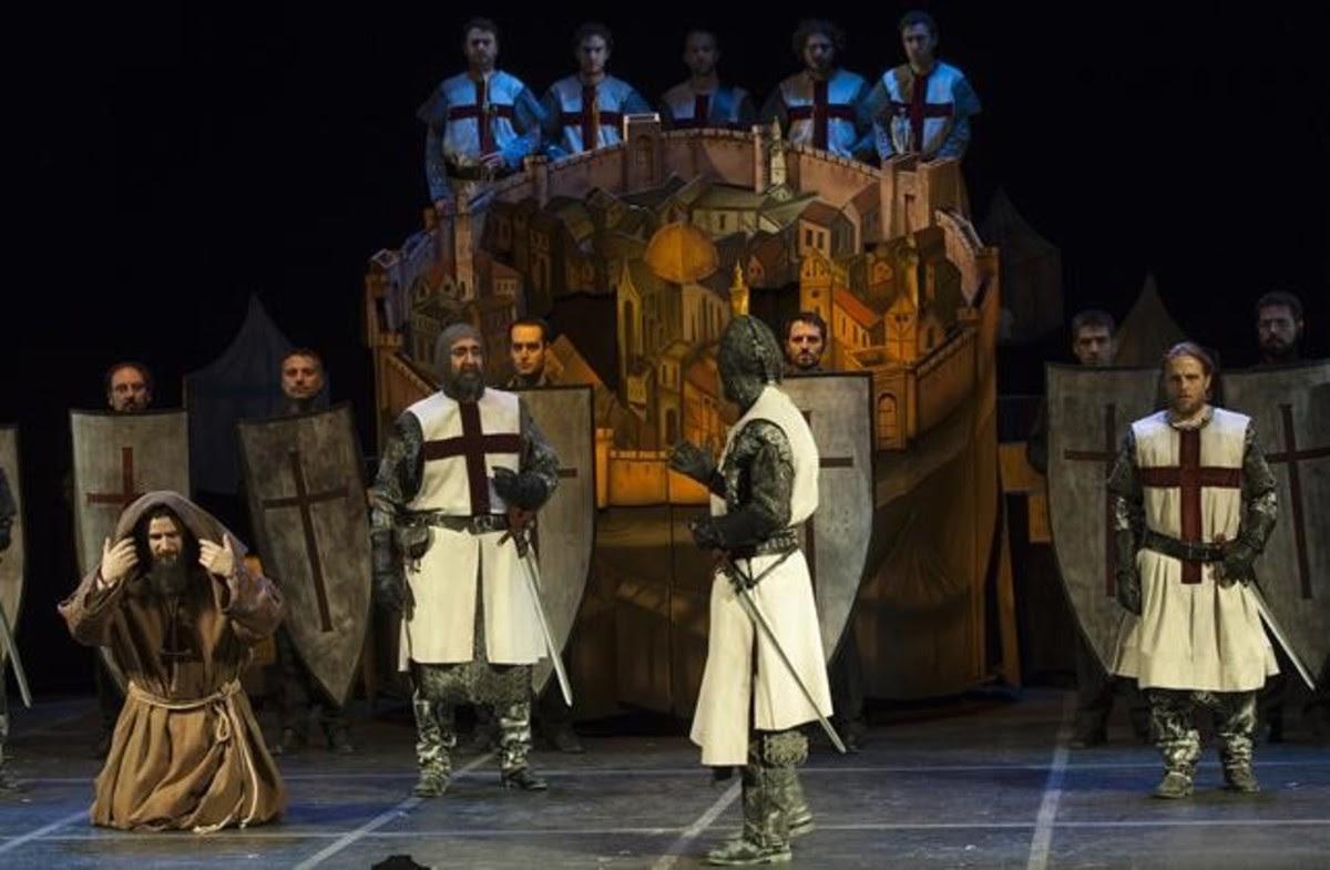 Conca estrena una obra atribuïda a Cervantes