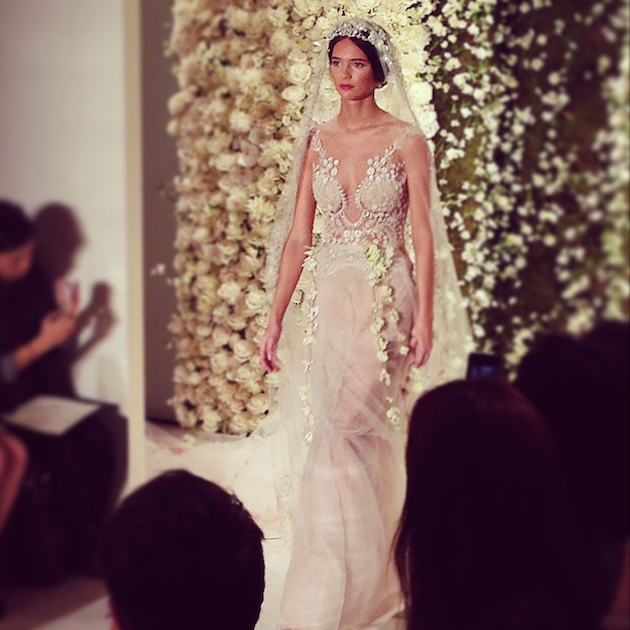 The Best of Bridal Market | Bridal Musings Wedding Blog 16