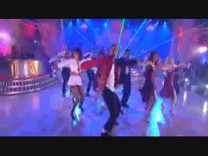 """The Dancing and Music of Michael Jackson Celebrated On """"Dancing With The Stars"""""""