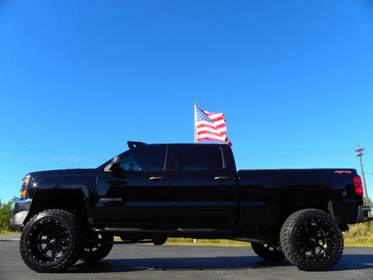 Lifted 2015 Chevy Duramax For Sale | 2017 - 2018 Best Cars Reviews