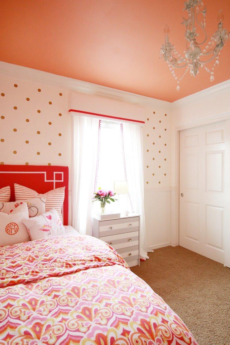 bedroom rework