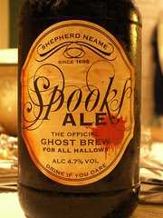 Shepherd Neame, Spooks Ale, England
