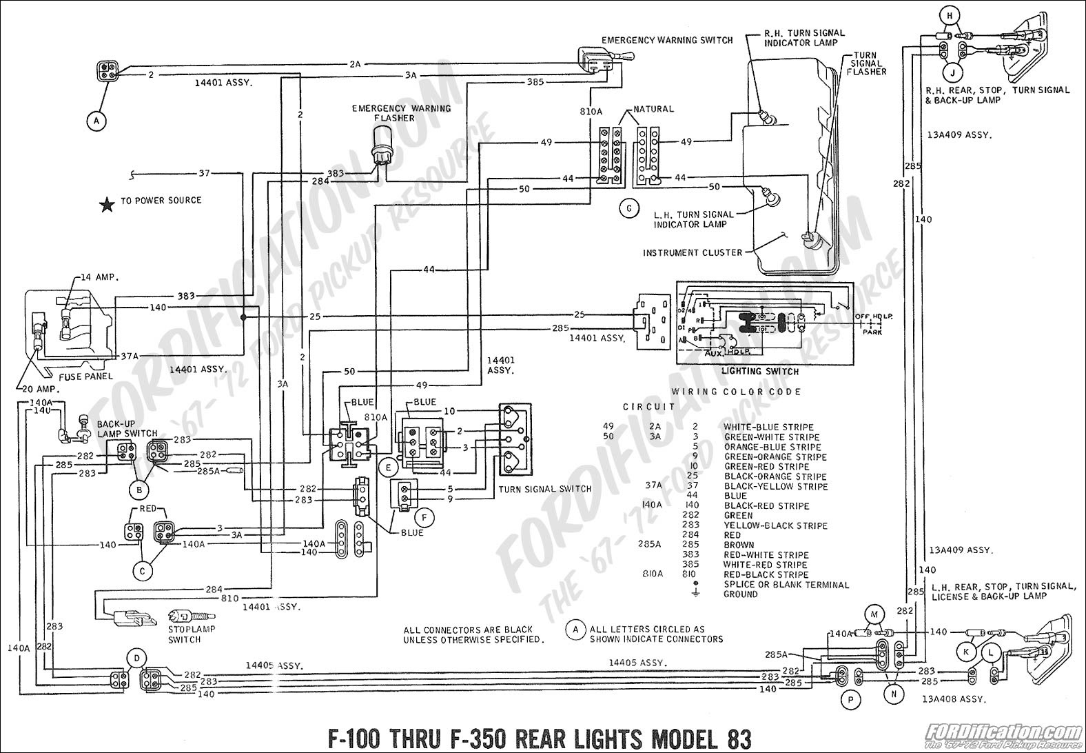 Ford F350 Wiring Harnes Diagram Free Download
