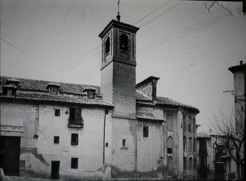 Iglesia de San Vicente (Toledo)